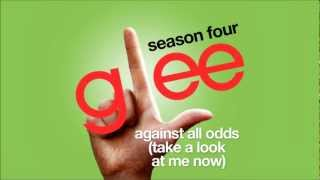 Against All Odds (Take a Look At Me Now) - Glee Cast [HD FULL STUDIO]