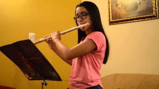 Celia Toja - Flauta Traversa - El Oboe de Gabriel.