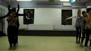 baile colegio aljarafe- grupo regi