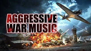 """ALARM"" Most Aggressive War Music! Hard Military cinematic soundtrack 2017 Battle Theme"