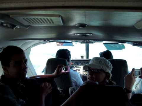 Plane Ride to Pto. Cabezas