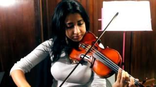 Hino do Corinthians - Violino - Giulia Maximiano