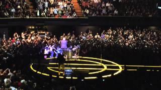 U2 - Bono, The Edge, and Elvis! - Inglewood, CA - 3 June 2015 (HD)