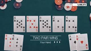 Pokerstars win