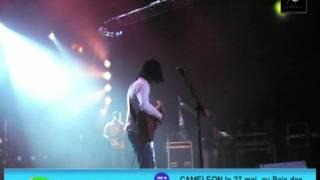 Cameleon enflamme la scène a Riad El Feth 2 (Video HD)