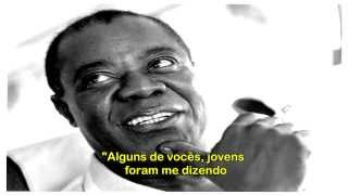 Louis Armstrong - What a Wonderful World - legendado