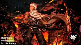 Nightcore - ideal white【fate stay night unlimited blade works OP】