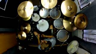Anastacia - Sick and Tired - Drum Cover
