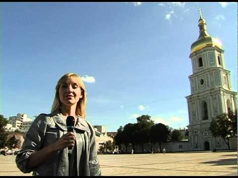 UKRAINE  St  Sophia Cathedral in Kiev 1
