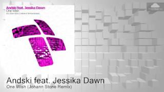 ENTRM060 Andski feat. Jessika Dawn - One Wish (Johann Stone Remix) [Progressive Trance]