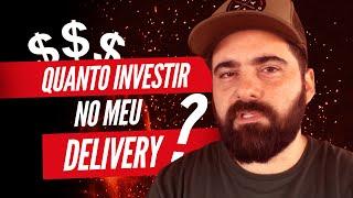 Quanto Preciso Investir para Abrir Meu Delivery de Churrasco