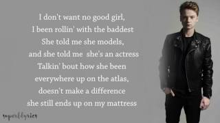 Conor Maynard - Panda (Lyrics)