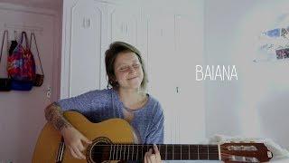 Baiana - Emicida e Caetano Veloso     (COVER Brenda Luce)
