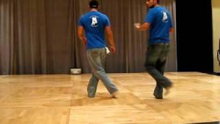 Orlando Salsa Congress 2009 - Salsa y Control