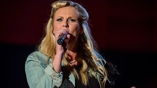 Lucy Winter performs 'Somebody To Love' - The Voice UK 2014: Blind Auditions 5 - BBC One