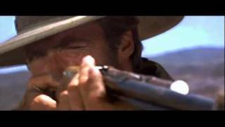 Clint Eastwood~Legend(Music by Ennio Morricone-For a Few Dollars More Soundtrack)(HD)