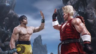 TEKKEN 7 - Law & Feng Ending Movie (1080p 60fps) PS4 Pro