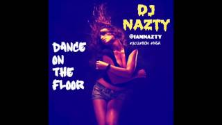 Nazty- Dance on the floor (Audio)
