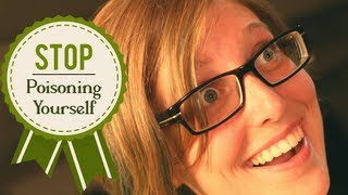 STOP POISONING YOURSELF in the Kitchen - DIY Non-Toxic Cleaning Recipes