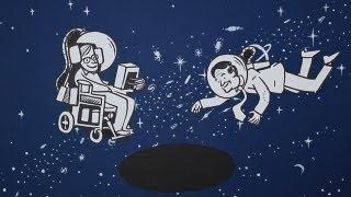 Stephen Hawking's big ideas... made simple   Guardian Animations