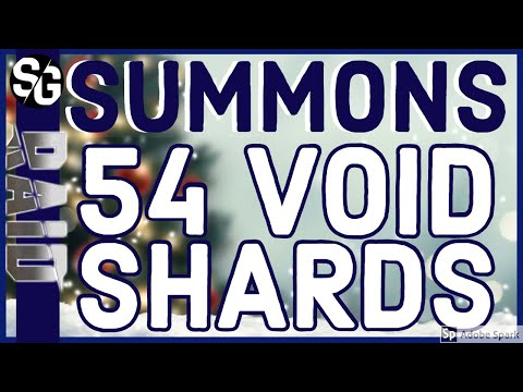 RAID SHADOW LEGENDS | MO'S XMAS VOID SUMMONS + STEW SUMMON SURPRISE