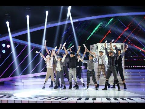 X-Style Kids dans excepţional, în marea finală Next Star