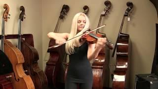 Máiréad Nesbitt Celtic Violin Collection - Celtic Dawn Model