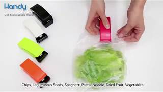 Handy Sealer for personal or home use