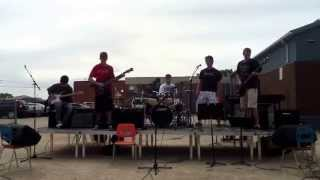 Metallica cover! One off And justice for all!! Cyanide (cover band)