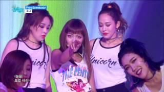 【TVPP】 Luna(f(x)) -  'Free Somebody', 루나 - 'Free Somebody' @ Show! Music Core Live