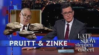 Skeletons In The Cabinet: Scott Pruitt And Ryan Zinke