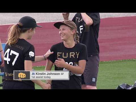 Video Thumbnail: 2019 Pro Championships, Women's Final: Denver Molly Brown vs. San Francisco Fury