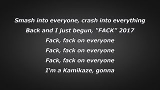 Eminem - Kamikaze (Lyrics)
