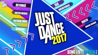 Just Dance 2017  Song List Official  Complete   YouTube