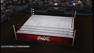 WWE 2K15 Battle Vixens & Berserk Arenas