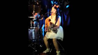 "Melanie Martinez performing ""Little Black Submarines"" at Webster Hall"