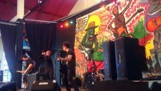 Plastique Noir - Negatives (live)