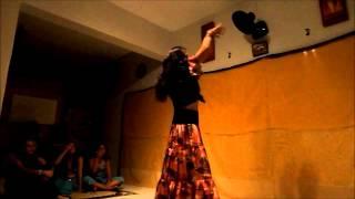Paola Mahsati - Dança Cigana com Marta Ohara