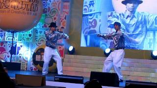 6@HK Dance Power Competition 2011