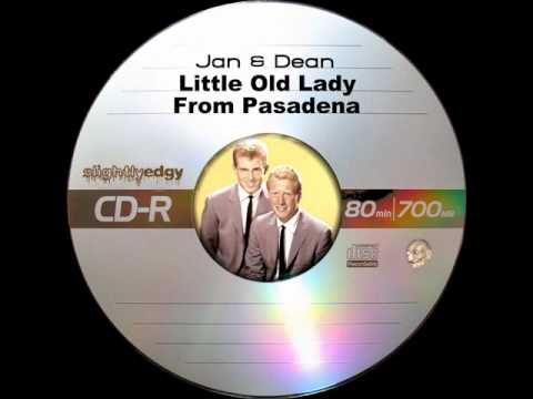 The Little Old Lady From Pasadena de Jan Dean Letra y Video