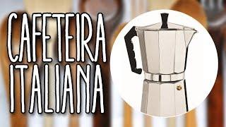 # 100 - COMO USAR A CAFETEIRA ITALIANA