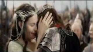 The Lord of the Rings - Arwen & Aragorn