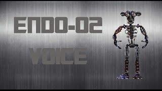 FNAF2 - Endo-02 Voice (Fan-made)