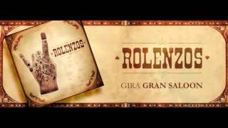 Rolenzos - Canción de lluvia (feat Santi Campillo)
