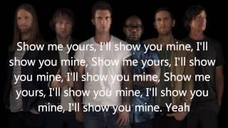 In Your Pocket Maroon 5 Lyrics