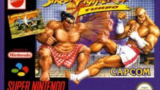Street Fighter II Turbo (SNES) - Guile Theme
