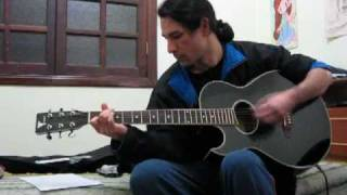 Pretenders - I'll Stand By You (Guitar cover by Sergio)