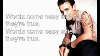 Robbie Williams feat. Gary Barlow - Shame (with lyrics)