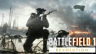 Battlefield 1 Revolution Trailer|Official Battlefield scenes|