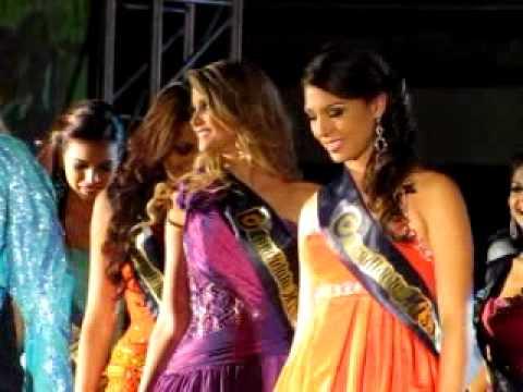 Candidatas a Miss Ecuador 2011.avi